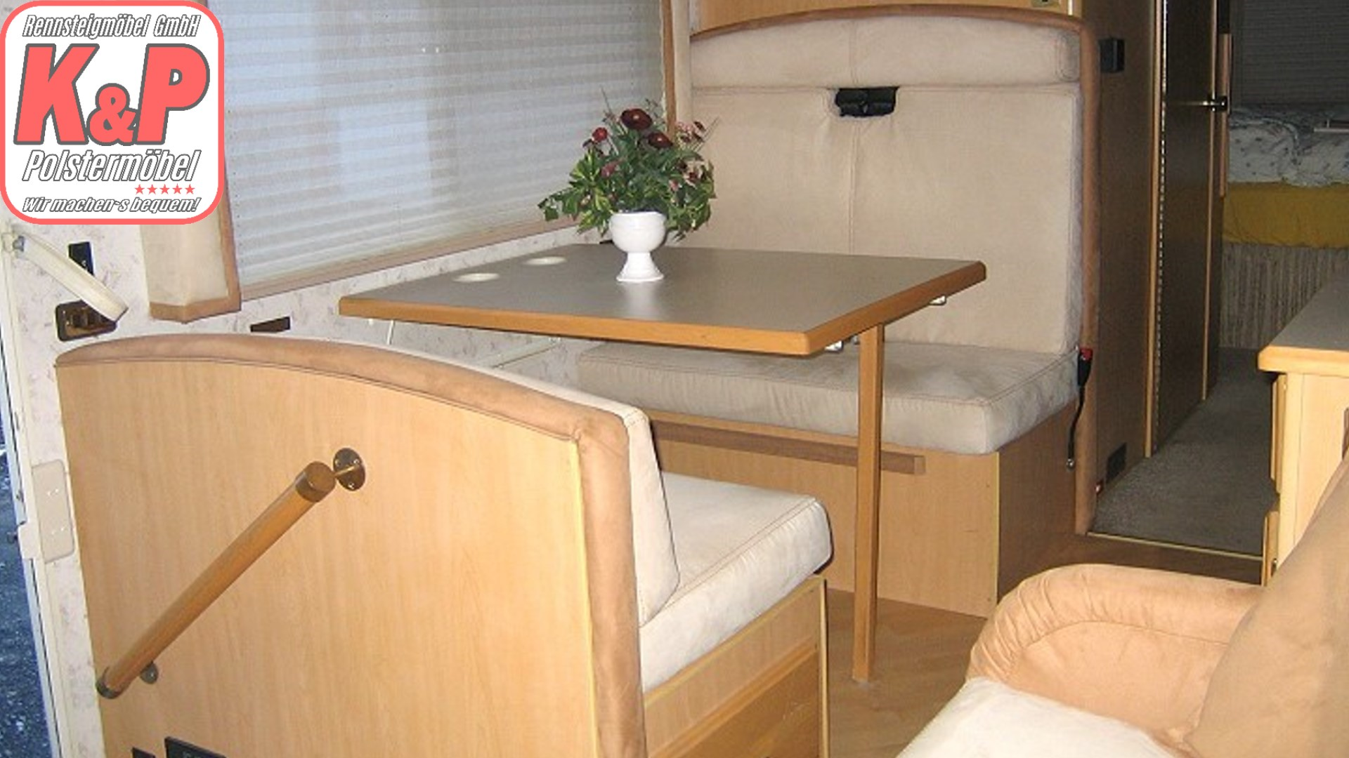 polsterm bel bootpolster polster f r caravan. Black Bedroom Furniture Sets. Home Design Ideas